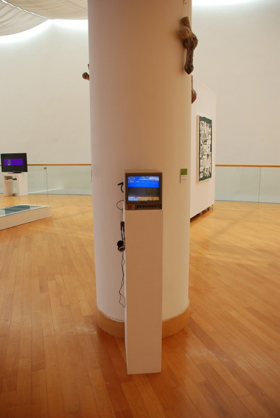 Installation view at Possession, BACC, Bangkok, Thailand